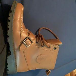 Ralph Lauren boy boots